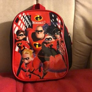 Incredibles 2 mini Backpack